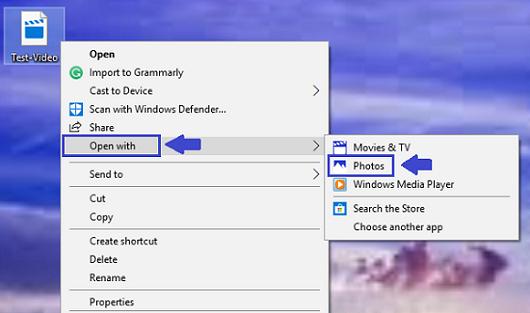 Come Modificare E Tagliare Video I Windows 10 Foto