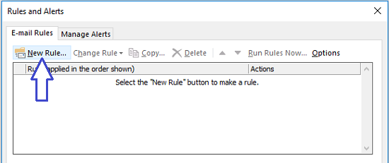 click-new-rule