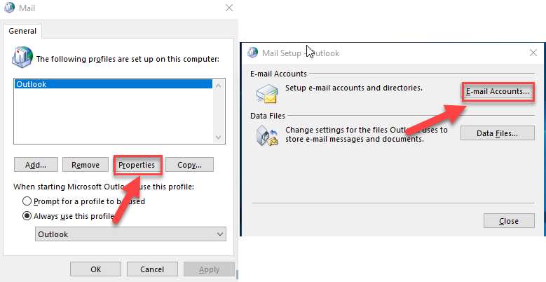 5 Solutions to Resolve MS Outlook Error 0x80040115 | Remo
