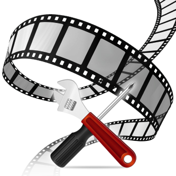 how to fix a broken video file